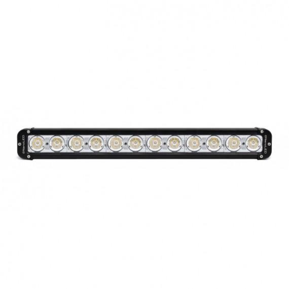 Фара светодиодная NANOLED NL-10120E 120W Euro (ближний свет c боковой засветкой)
