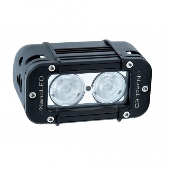Фара светодиодная NANOLED NL-1020B 20W широкий луч (ближний свет)