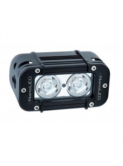 Фара светодиодная NANOLED NL-1020D 20W узкий луч (дальний свет)