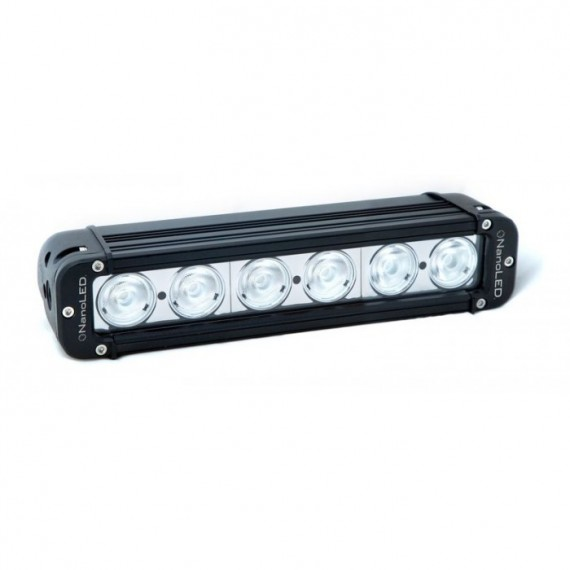 Фара светодиодная NANOLED NL-1060B 60W широкий луч (ближний свет)