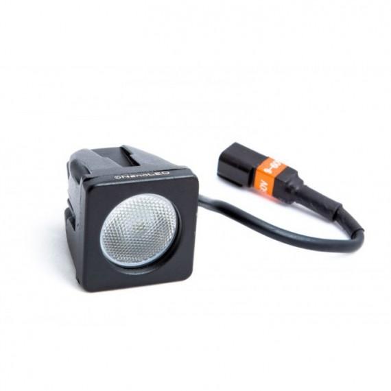 Фара светодиодная NANOLED NL-1310 B 10W широкий луч (ближний свет)