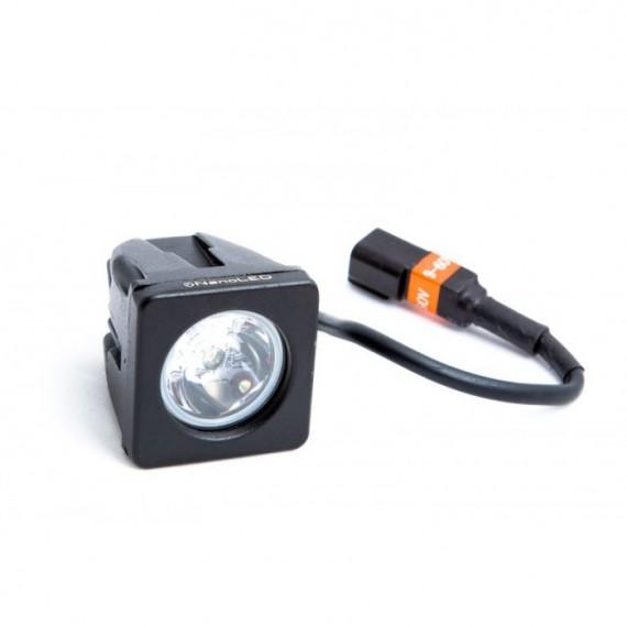Фара светодиодная NANOLED NL-1310 D 10W узкий луч (дальний свет)