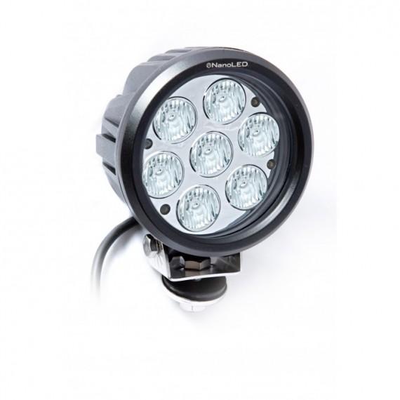 Фара светодиодная NANOLED NL-1060E 60W Euro (ближний свет c боковой засветкой)