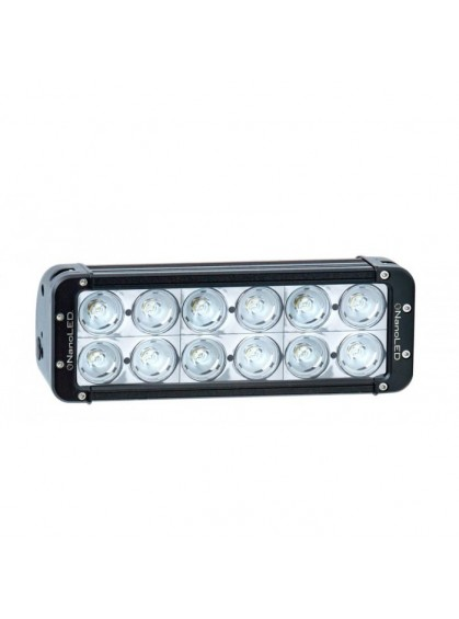 Фара светодиодная NANOLED NL-20120D 120W узкий луч (дальний свет)
