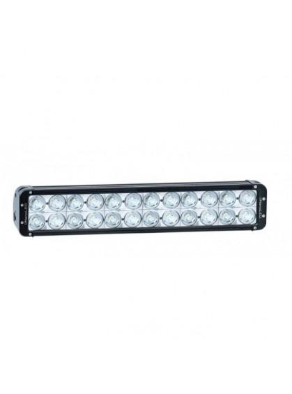 Фара светодиодная NANOLED NL-20240D 240W узкий луч (дальний свет)
