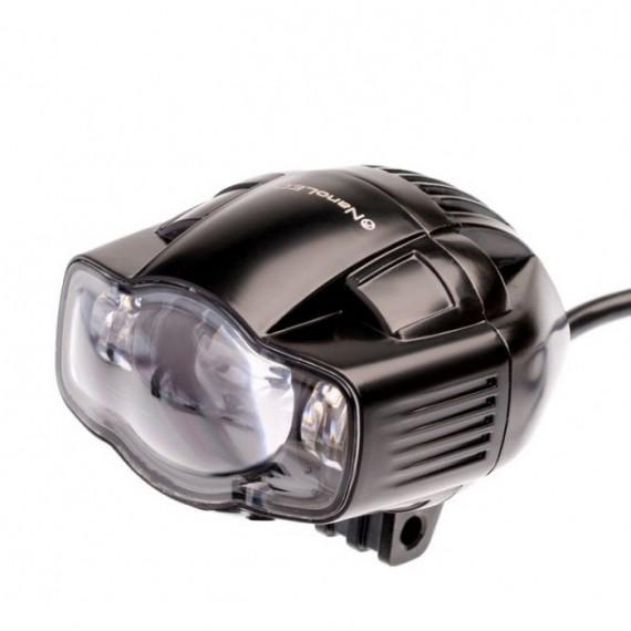 Фара светодиодная NANOLED NL-M20 COB 20W узкий луч (дальний свет)