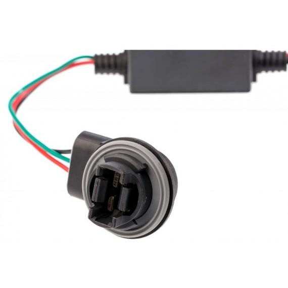 Обманка бортового компьютера Canbus Optima Premium для светодиодных ламп P27/7W