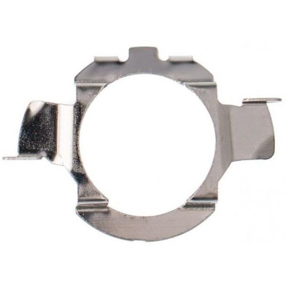 Переходник (адаптер) для установки светодиодных LED ламп AUDI: A3, A4L, A6L, BMW X5, NISSAN, BUICK, VOLKSWAGEN Bora под цоколь H7 OP-L05