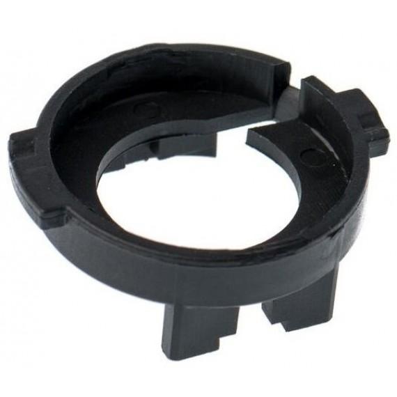 Переходник (адаптер) для установки светодиодных LED ламп HYUNDAI: Sonata, Elantra, KIA под цоколь H7 OP-L10