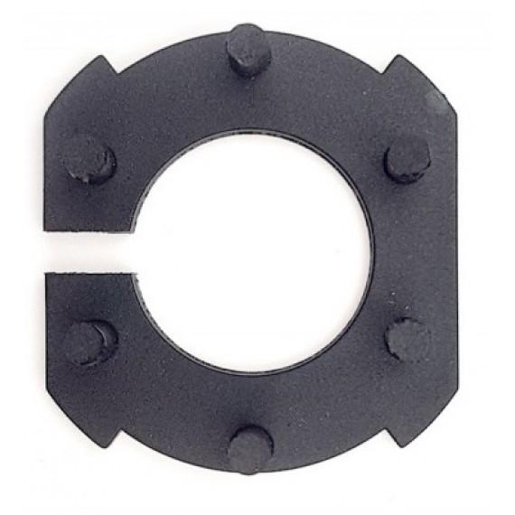 Переходник (адаптер) для установки светодиодных LED ламп Mazda 3, 5, 6 под цоколь H7 OP-L21