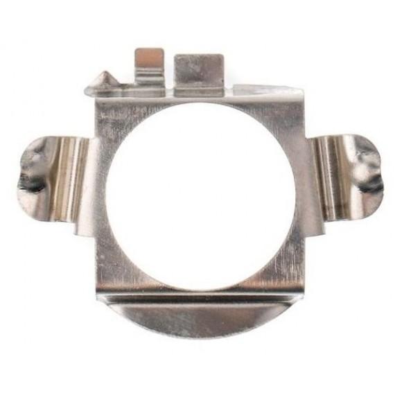 Переходник (адаптер) для установки светодиодных LED ламп MERSEDES-BENZ: C, B, GLA, GL, GLS под цоколь H7 OP-L04