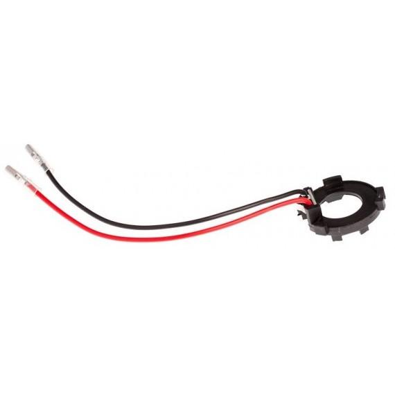 Переходник (адаптер) для установки светодиодных LED ламп VOLKSWAGEN GOLF 7 под цоколь H7 OP-L13