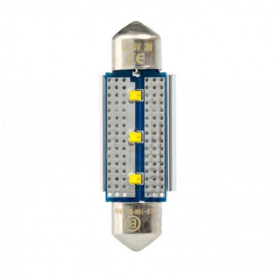 Светодиодная лампа Optima Premium C5W Festoon 39 мм. Philips chip CAN BUS 5100K 12V OP-F-PH-CAN-39 (1 шт.)