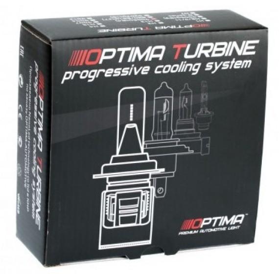 Светодиодные лампы Optima LED Turbine H11 5100K