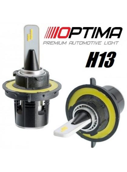 Светодиодные лампы Optima LED Turbine H13 5100K TU-H13