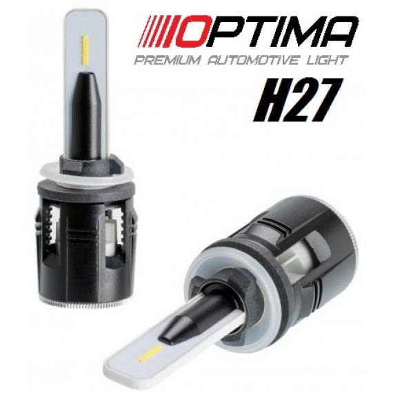 Светодиодные лампы Optima LED Turbine H27 5100K TU-H27