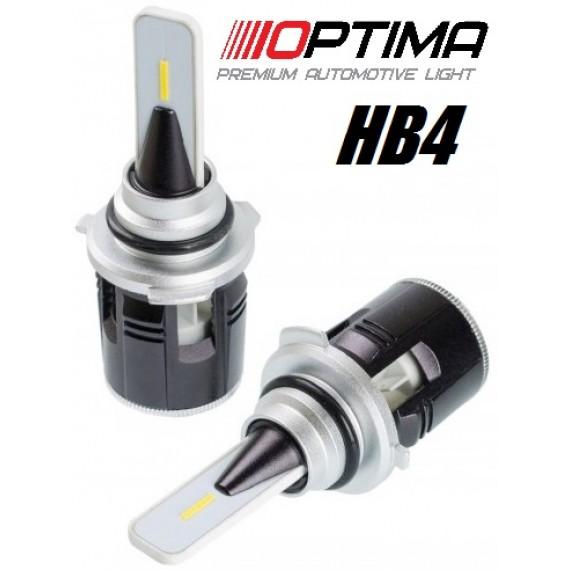 Светодиодные лампы Optima LED Turbine HB4 5100K