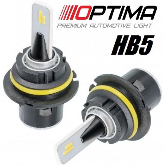 Светодиодные лампы Optima LED Turbine HB5 5100K