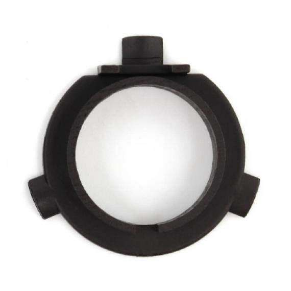 Переходник (адаптер) для установки светодиодных LED ламп Hyundai, Kia, Mitsubishi Outlander 2013 под цоколь H7 OP-L02