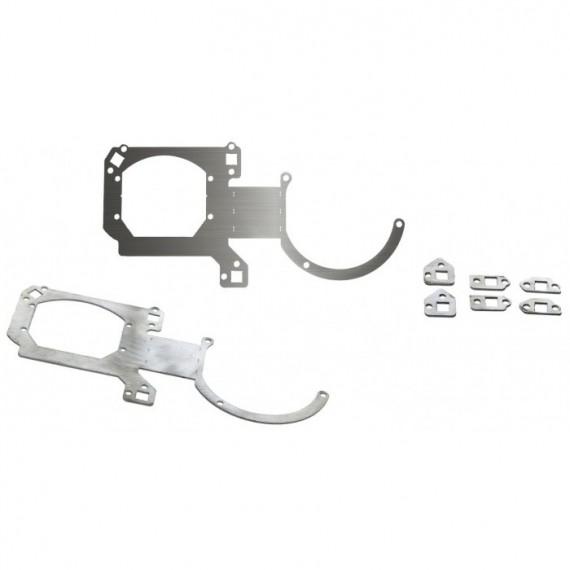 "Переходные рамки на Mazda 3 I (BK) для Bi-LED Adaptive Series 2.8"" OPR-17"