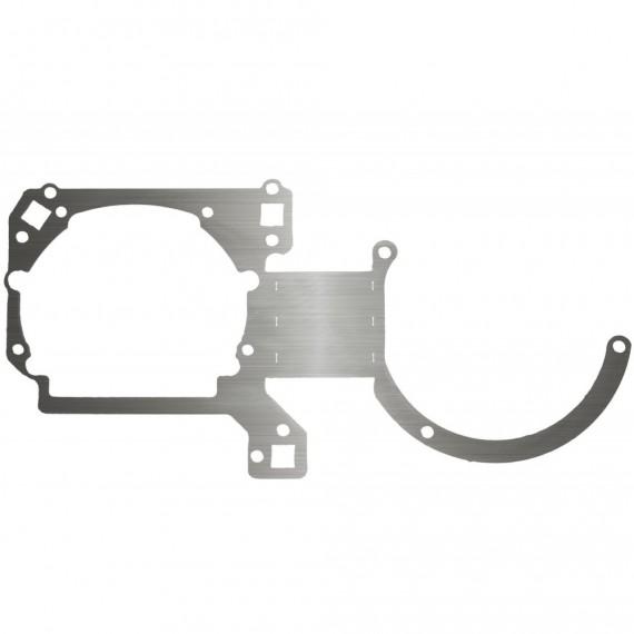 "Переходные рамки на Mazda 3 I (BK) для Optima Professional/Intelegent Series, Optima Hella 5R, Optima Magnum 3.0"" OPR-51"